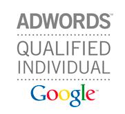Christian Crossing-Taylor Certificado en Google Adwords y Anlytics