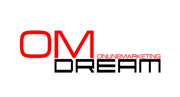 Online Marketing Dream Retina Logo