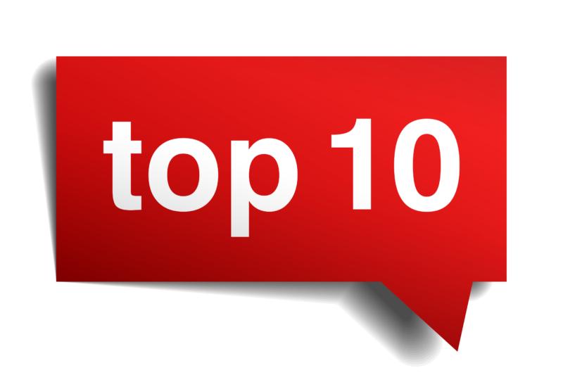 Top 10 SEO articulos